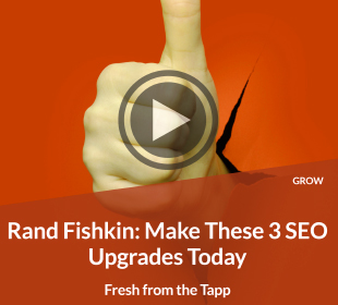 rand Fishkin: Make these 3 SEO Upgrades Today